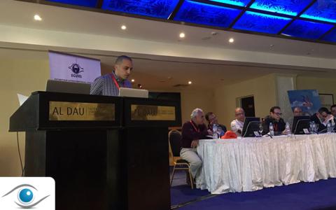 مؤتمر الجمعية المصرية لجراحي الشبكيه والجسم الزجاجي - الغردقة