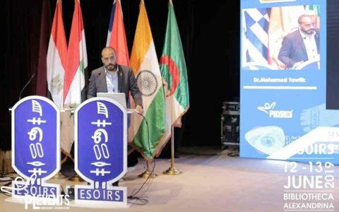 مؤتمر الجمعية المصرية للجراحات عيوب الابصار والمياه البيضاء