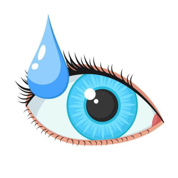 قطرات العين المرطبة