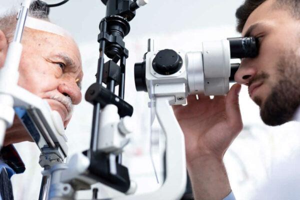 عملية شبكية العين بالليزر