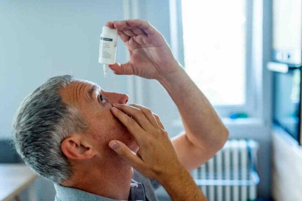 قطرة لعلاج جفاف العين